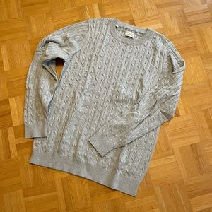 NWOT Selected Homme Knit Sweater